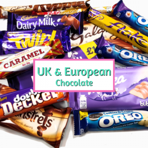 UK & European Chocolate