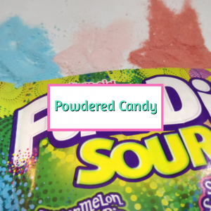 Powdered Candy